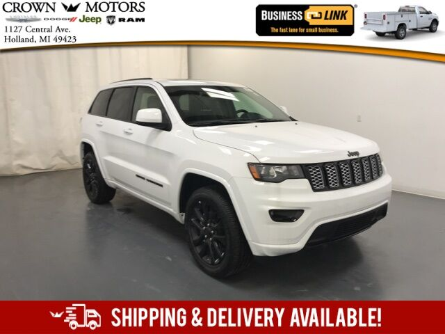 2019 Jeep Grand Cherokee Altitude Holland MI
