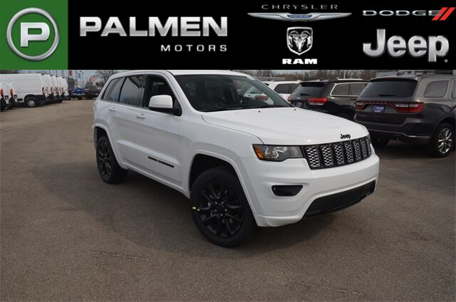 2019 Jeep Grand Cherokee Altitude Racine WI