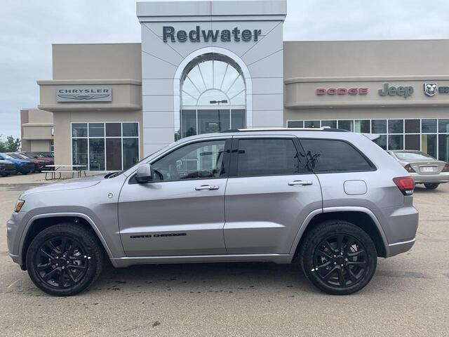 2019 Jeep Grand Cherokee Altitude Redwater AB
