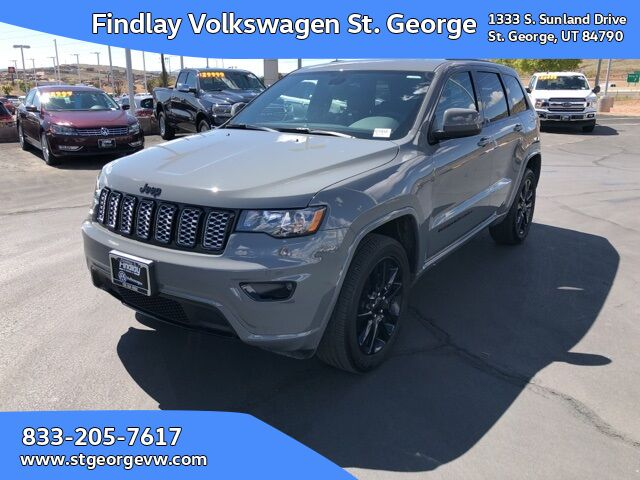 2019 Jeep Grand Cherokee Altitude St. George UT