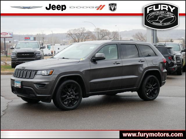 2019 Jeep Grand Cherokee Altitude St. Paul MN