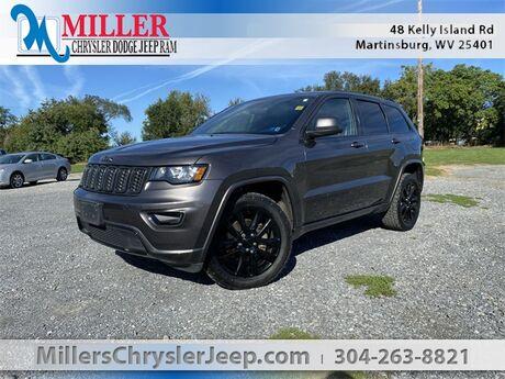 2019 Jeep Grand Cherokee Altitude Martinsburg