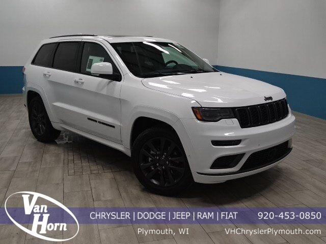 2019 Jeep Grand Cherokee High Altitude Plymouth WI