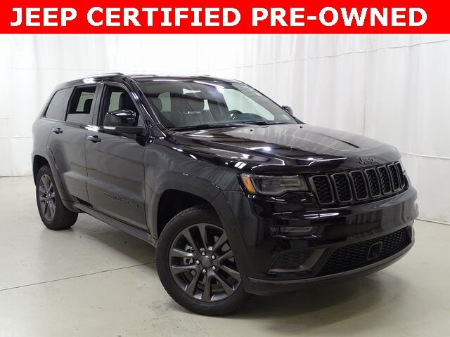 2019 Jeep Grand Cherokee High Altitude Raleigh NC
