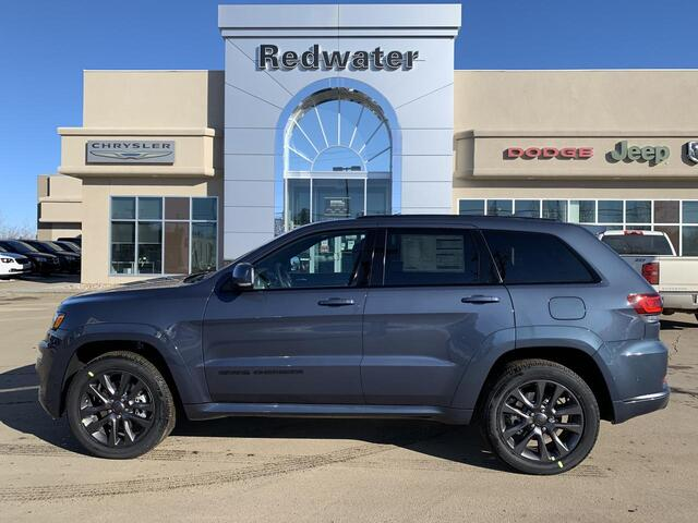 2019 Jeep Grand Cherokee High Altitude Redwater AB