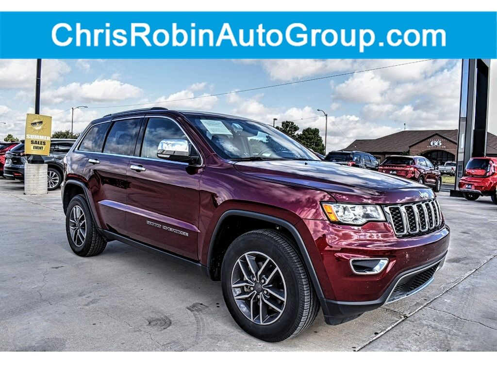 2019 Jeep Grand Cherokee LIMITED 4X2 Odessa TX