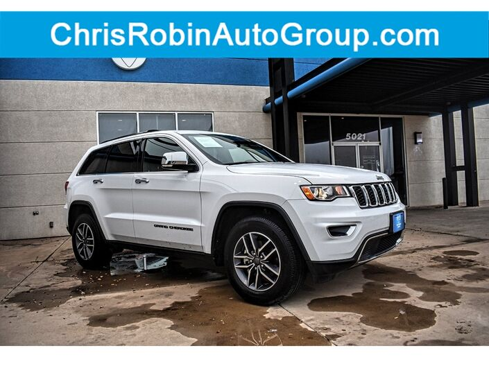 2019 Jeep Grand Cherokee LIMITED 4X2 Midland TX