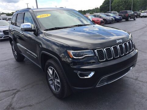 2019_Jeep_Grand Cherokee_LIMITED 4X4_ Evansville IN