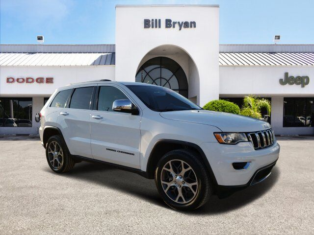 2019 Jeep Grand Cherokee LIMITED 4X4 Leesburg FL
