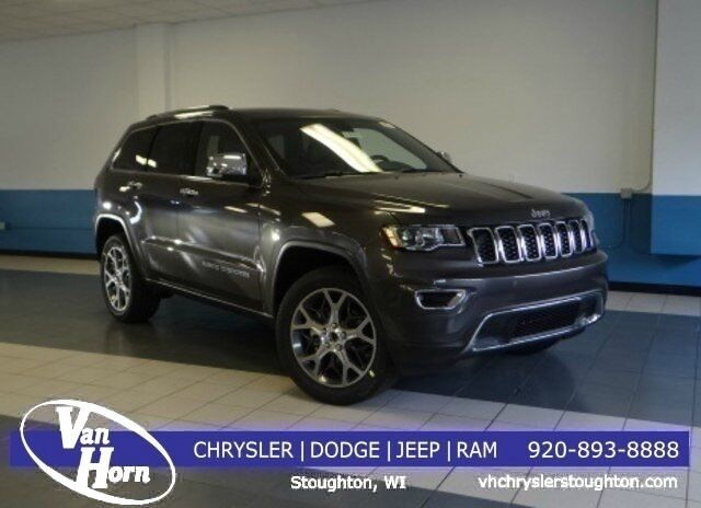 2019 Jeep Grand Cherokee LIMITED 4X4 Plymouth WI