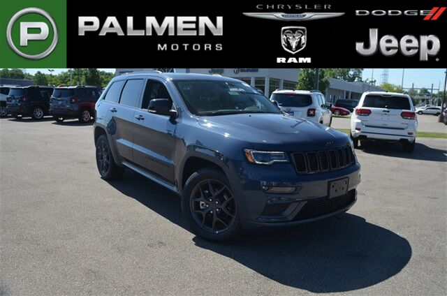 2019 Jeep Grand Cherokee LIMITED X 4X4 Racine WI