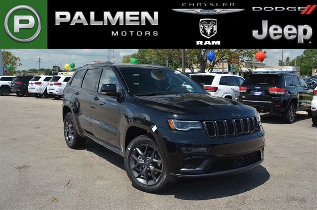 2019 Jeep Grand Cherokee LIMITED X 4X4 Kenosha WI