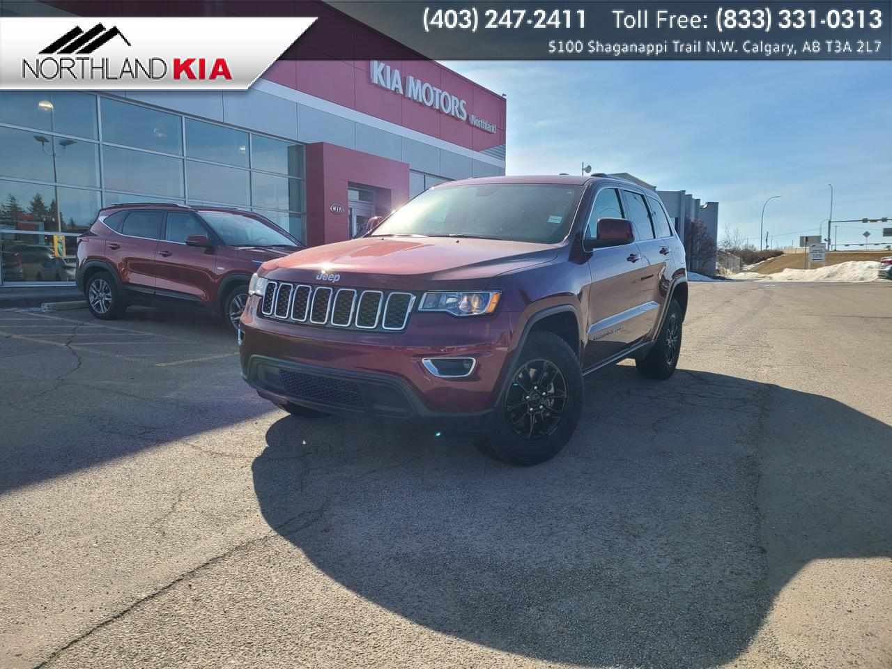 2019 Jeep Grand Cherokee Laredo 4X4, BACKUP CAMERA Calgary AB