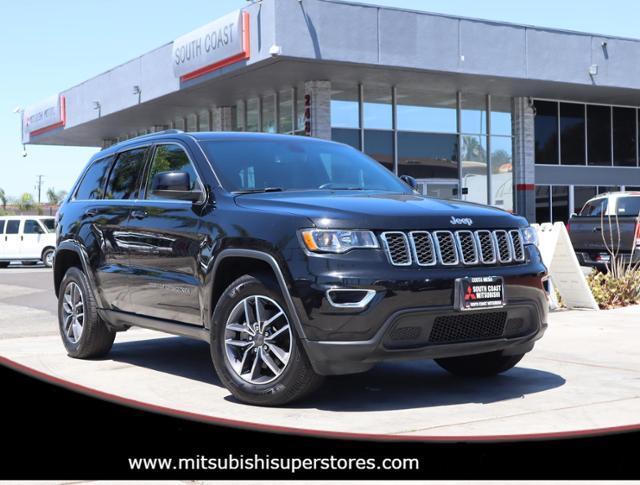 2019 Jeep Grand Cherokee Laredo E Costa Mesa CA