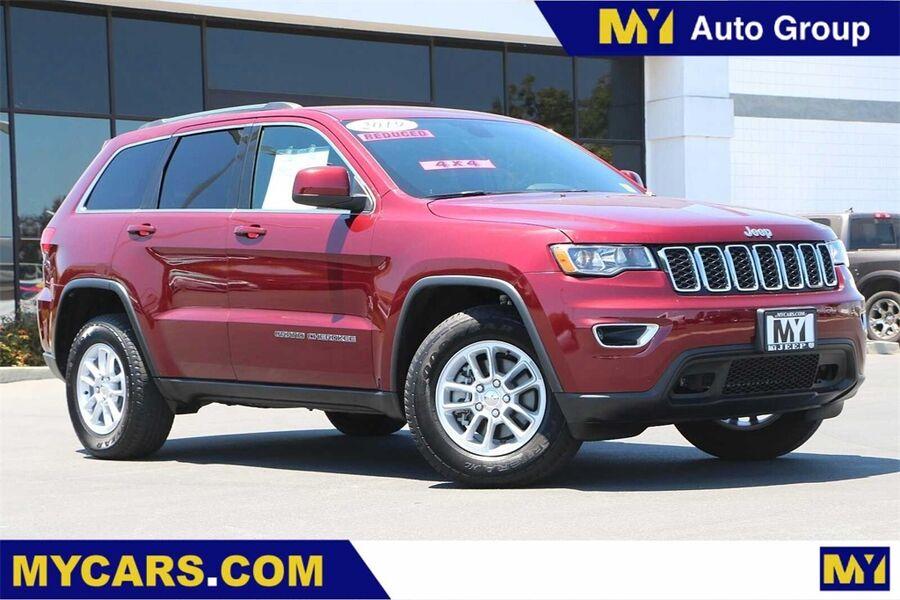2019 Jeep Grand Cherokee Laredo E Salinas CA