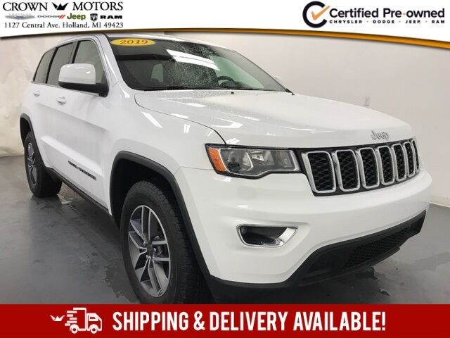 2019 Jeep Grand Cherokee Laredo Holland MI