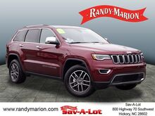 2019_Jeep_Grand Cherokee_Limited_  NC