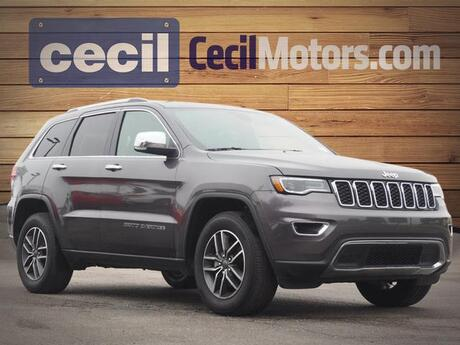 2019 Jeep Grand Cherokee Limited  TX