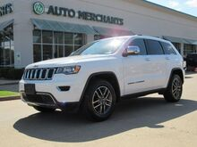 2019_Jeep_Grand Cherokee_Limited 2WD LEATHER, BACKUP CAM, BLIND SPOT, HTD FRONT STS, NAVIGATION, BLUETOOTH, UNDER WARRANTY_ Plano TX