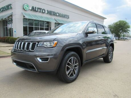 2019 Jeep Grand Cherokee Limited 4WD Plano TX