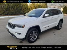 Jeep Grand Cherokee Limited 4WD 2019