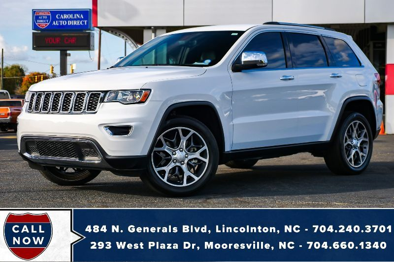2019 Jeep Grand Cherokee Limited 4X4 *HEMI* w/ Heated Front Seats Mooresville NC
