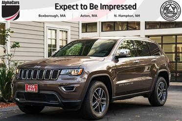 2019_Jeep_Grand Cherokee_Limited 4x4_ Boxborough MA