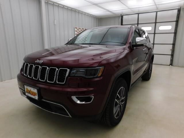 2019 Jeep Grand Cherokee Limited 4x4 Topeka KS