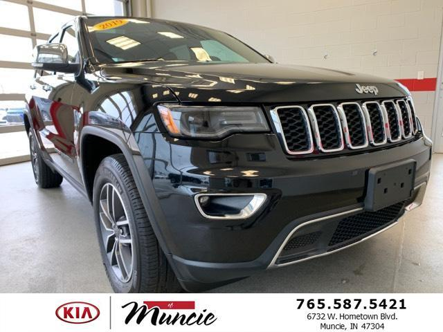 2019 Jeep Grand Cherokee Limited 4x4 Muncie IN
