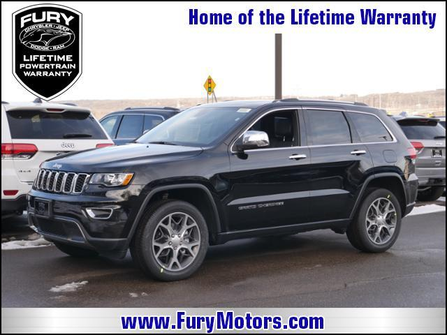 2019 Jeep Grand Cherokee Limited 4x4 St. Paul MN