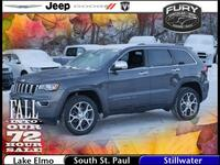 Jeep Grand Cherokee Limited 4x4 2019