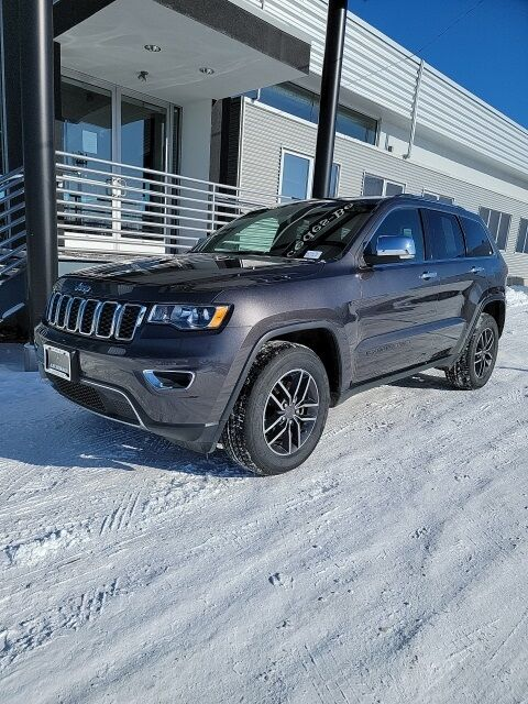 2019 Jeep Grand Cherokee Limited Anchorage AK