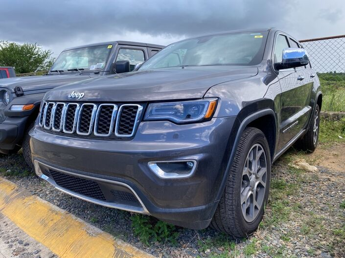 2019 Jeep Grand Cherokee Limited Arecibo PR