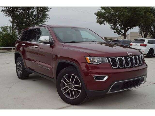 2019 Jeep Grand Cherokee Limited Arlington TX