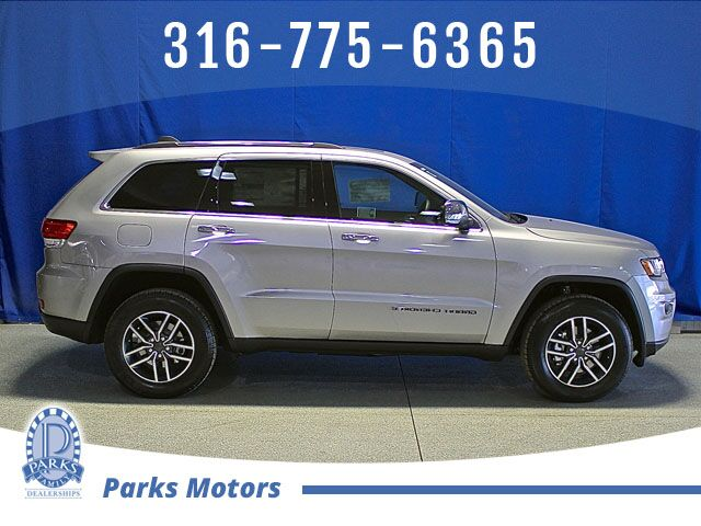 2019 Jeep Grand Cherokee Limited Wichita KS