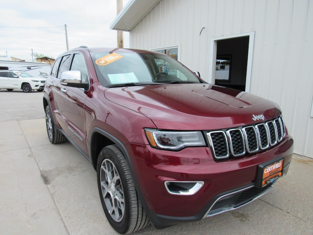 2019 Jeep Grand Cherokee Limited Beatrice NE
