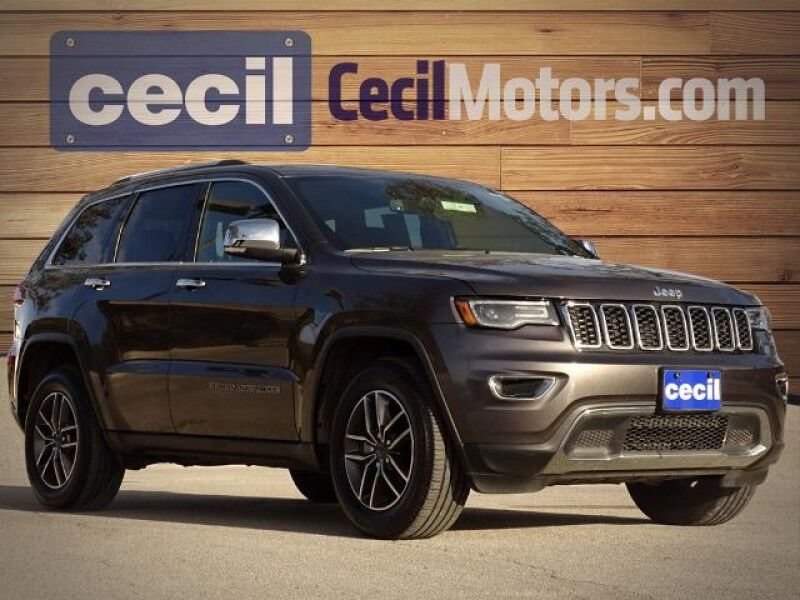 2019 Jeep Grand Cherokee Limited Kerrville TX