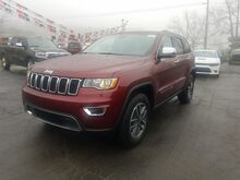 2019_Jeep_Grand Cherokee_Limited_ Clinton AR