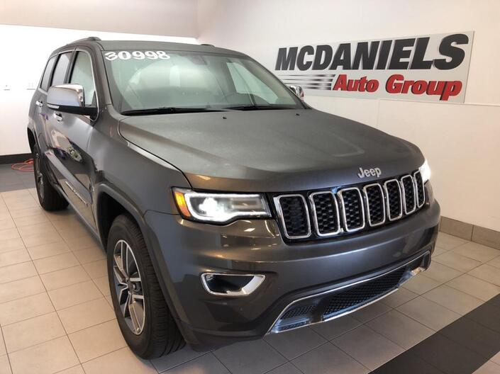 2019 Jeep Grand Cherokee Limited Columbia SC