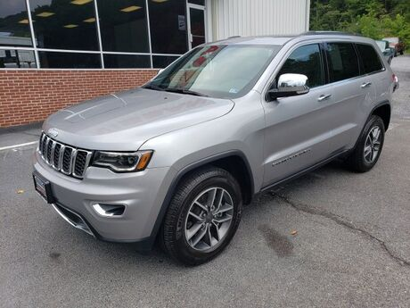 2019 Jeep Grand Cherokee Limited Covington VA