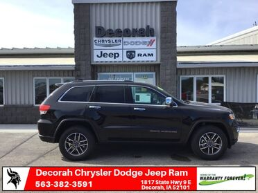 2019_Jeep_Grand Cherokee_Limited_ Decorah IA