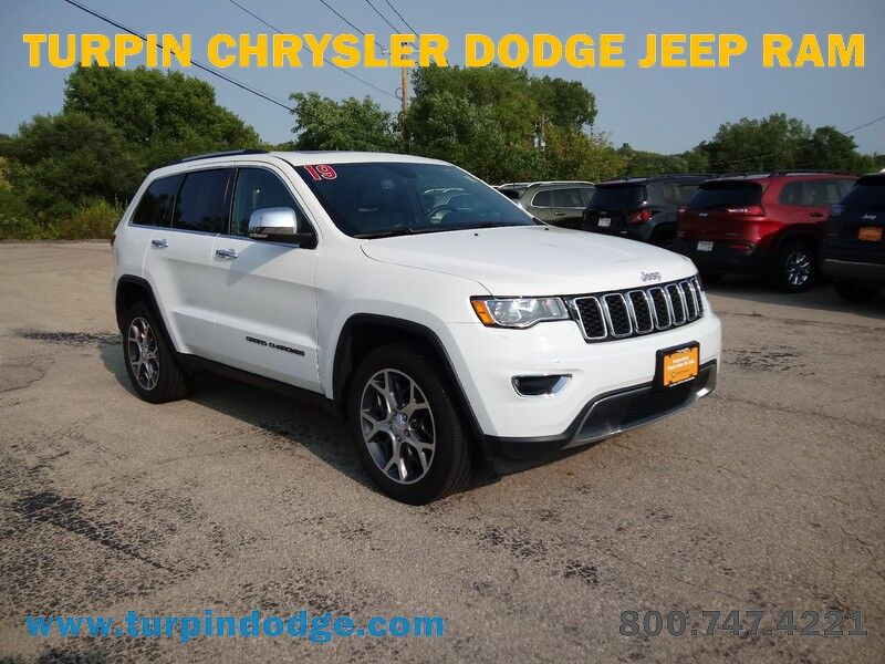 2019 Jeep Grand Cherokee Limited Dubuque IA