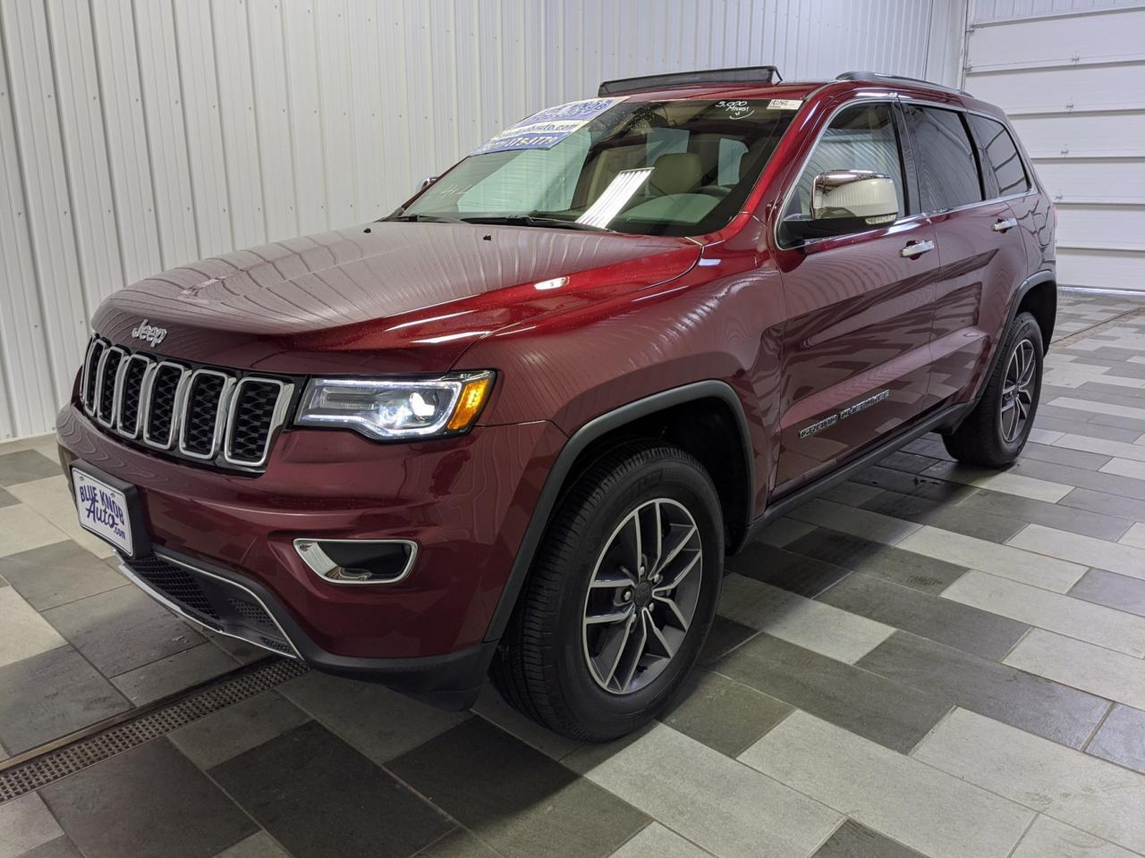 2019 Jeep Grand Cherokee Limited Duncansville PA