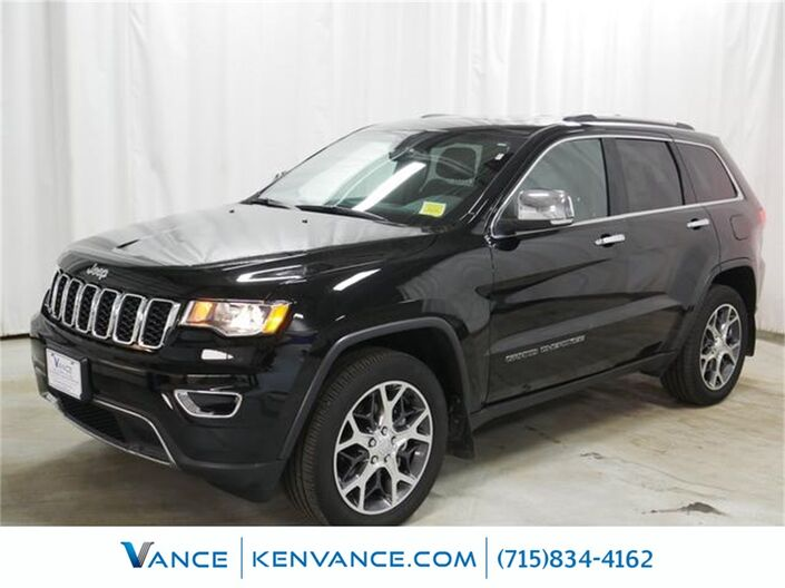 2019 Jeep Grand Cherokee Limited Eau Claire WI