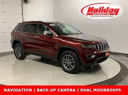2019_Jeep_Grand Cherokee_Limited_ Fond du Lac WI