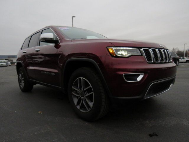 2019 Jeep Grand Cherokee Limited Hamburg PA