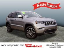 2019_Jeep_Grand Cherokee_Limited_ Hickory NC
