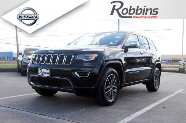 2019 Jeep Grand Cherokee Limited Houston TX