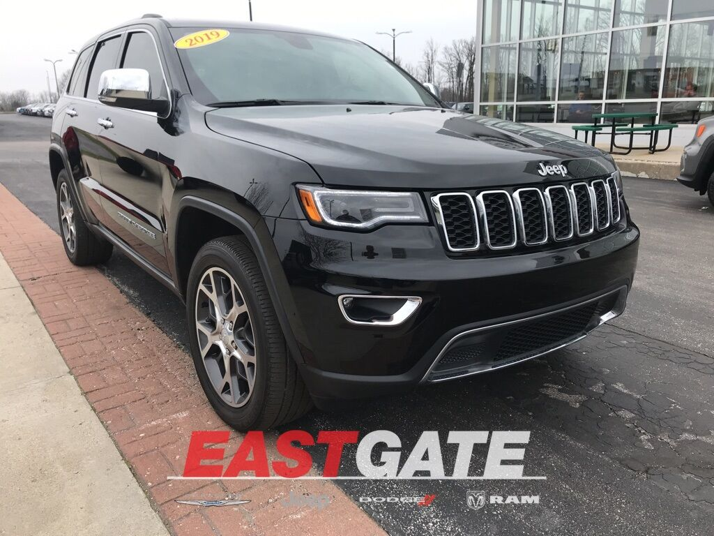 2019 Jeep Grand Cherokee Limited Indianapolis IN