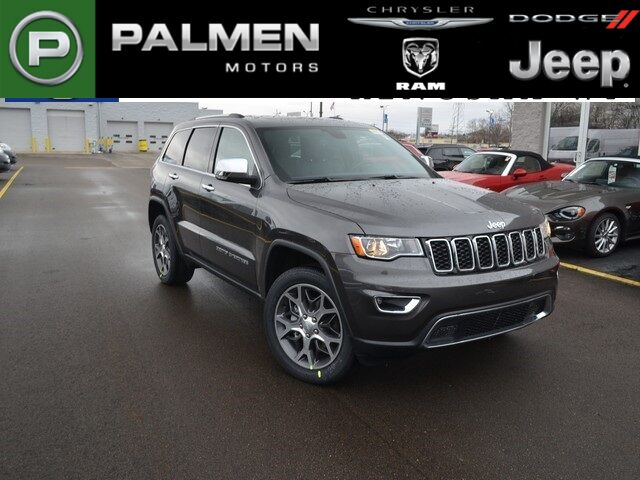 2019 Jeep Grand Cherokee Limited Kenosha WI